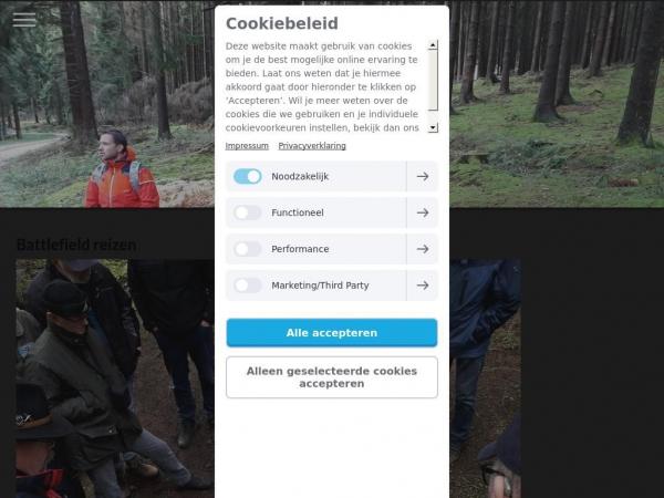 battlefieldreizen.nl