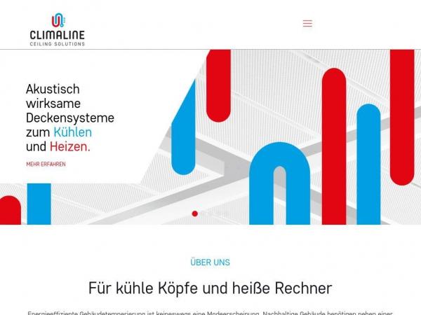 climaline-gmbh.com