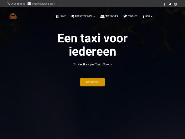 haagsetaxigroep.nl