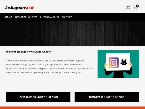 instagramshop.nl