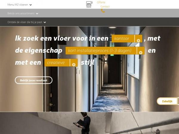 m2vloeren.nl