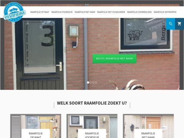 stickerparadijs.nl